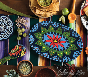 Burr Ridge Talavera Tableware