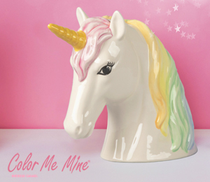 Burr Ridge Sparkle Unicorn Bank