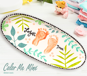 Burr Ridge Tropical Baby Tray