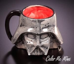 Burr Ridge Darth Vader Mug