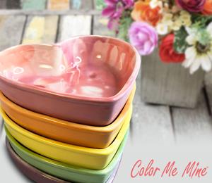 Burr Ridge Candy Heart Bowls