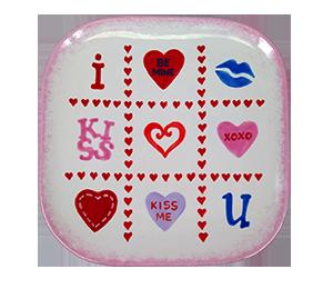 Burr Ridge Valentine's Tic Tac Toe