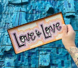 Burr Ridge Love is Love