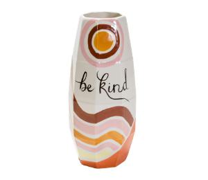 Burr Ridge Be Kind Vase