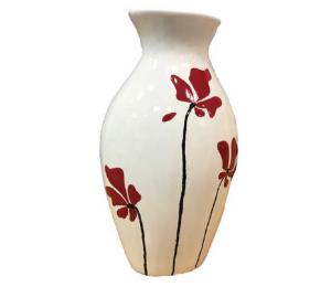Burr Ridge Flower Vase