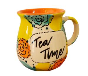 Burr Ridge Tea Time Mug