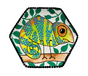 Burr Ridge Chameleon Plate