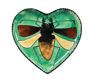 Burr Ridge Titan Beetle Plate